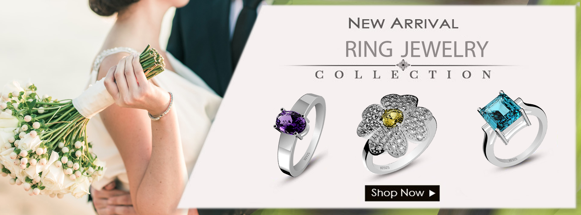 Wholesale Sterling Silver Rings jewellery