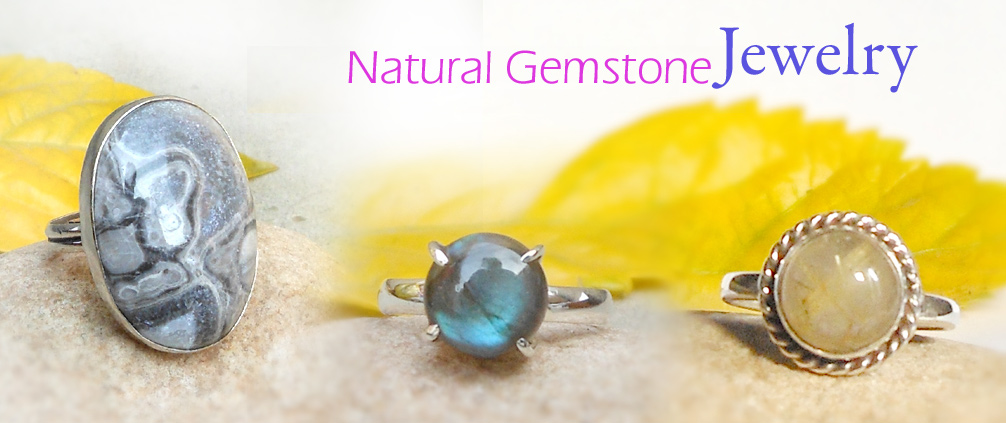 wholesale gemstone silver jewellery